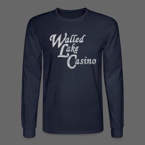 Old Walled Lake Casino - Men's Long Sleeve T-Shirt
