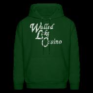 Hoodies ~ Men's Hoodie ~ Old Walled Lake Casino