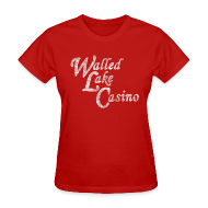 Women's T-Shirts ~ Women's T-Shirt ~ Old Walled Lake Casino
