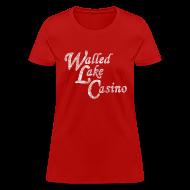 Women's T-Shirts ~ Women's T-Shirt ~ Old Walled Lake Casino
