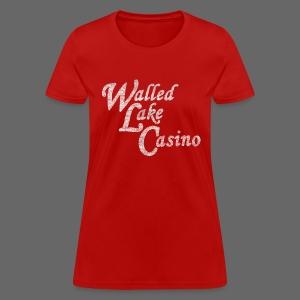 Old Walled Lake Casino - Women's T-Shirt
