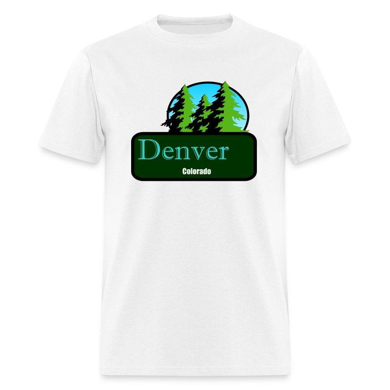 denver colorado t shirt truck stop novelty t shirt
