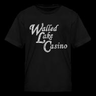 Kids' Shirts ~ Kids' T-Shirt ~ Old Walled Lake Casino