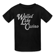 Kids' Shirts ~ Kids' T-Shirt ~ Old Walled Lake Casino