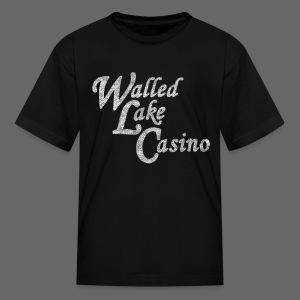 Old Walled Lake Casino - Kids' T-Shirt