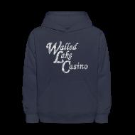 Sweatshirts ~ Kids' Hoodie ~ Old Walled Lake Casino