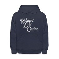 Sweatshirts ~ Kids' Hoodie ~ Old Walled Lake Casino