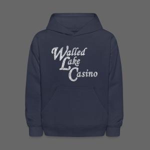 Old Walled Lake Casino - Kids' Hoodie