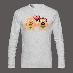 ME&MINE - Men's Long Sleeve T-Shirt by Next Level