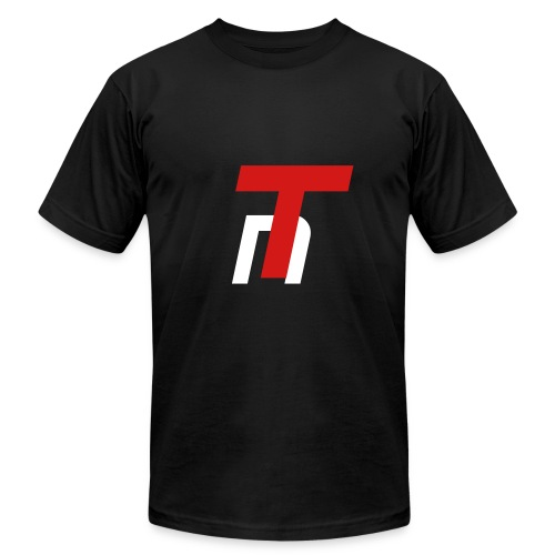 TeMz Nation™ Logo  - Men's Fine Jersey T-Shirt