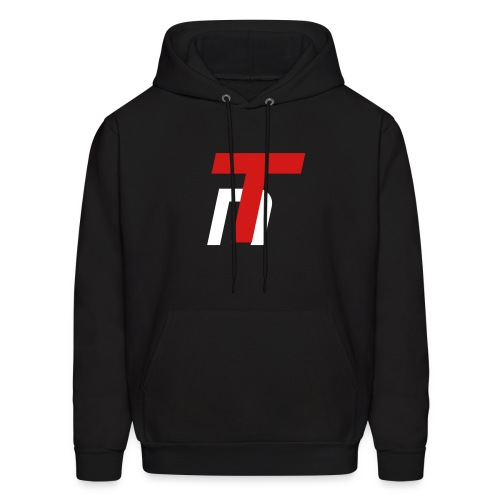 TeMz Nation™ Logo  - Men's Hoodie