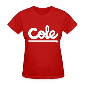 Womens Cole Shirt - Women's T-Shirt