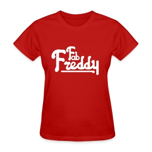 Womens Fab Freddy Shirt - Women's T-Shirt