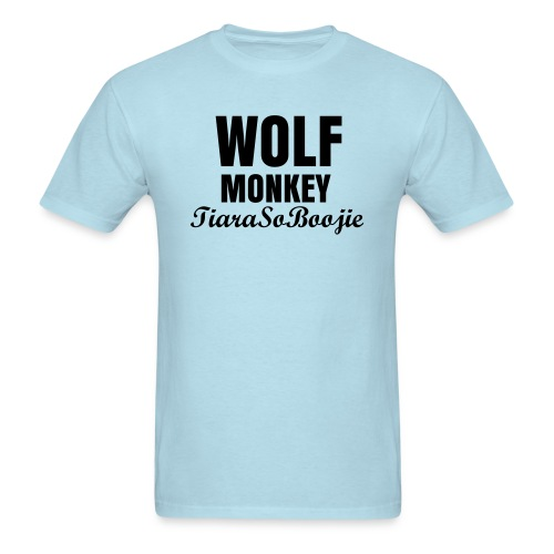 Men's Wolf Monkey - Men's T-Shirt
