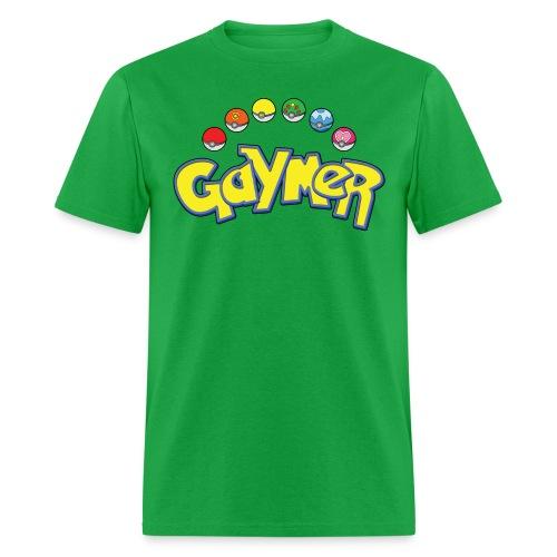 PokeGaymer - Men's T-Shirt