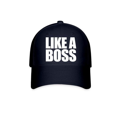 like a boss - Baseball Cap