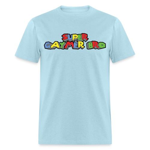 Super Gaymer Bro - Men's T-Shirt