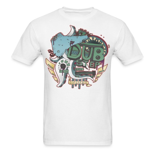 Dubstep Monsters - Men's T-Shirt