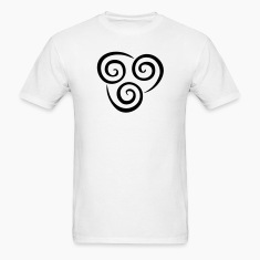 Air Nomad Symbol - VECTOR T-Shirts