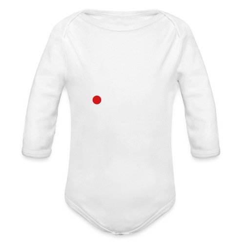 Bay Area, CA - Baby - Organic Long Sleeve Baby Bodysuit
