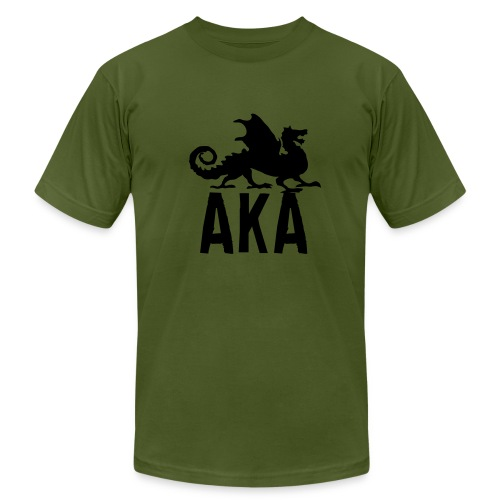 Attack of the Dragons!!! - Men's Fine Jersey T-Shirt