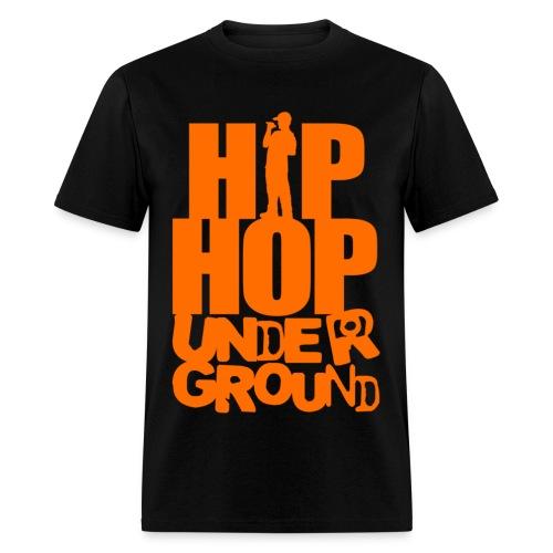 Hip Hop Underground Tee - Men's T-Shirt
