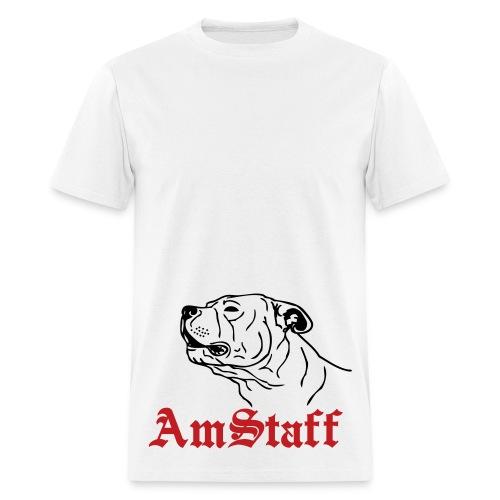 AmStaff Tee - Men's T-Shirt