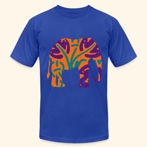 Wild Elephant - Men's  Jersey T-Shirt