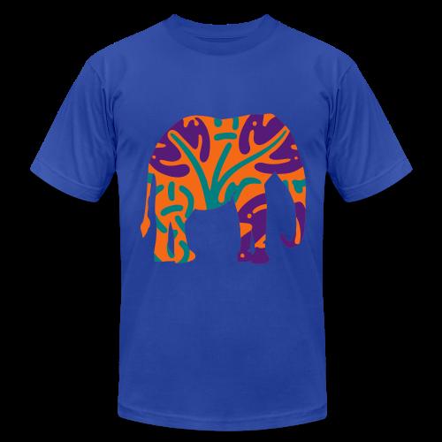Wild Elephant - Men's Fine Jersey T-Shirt