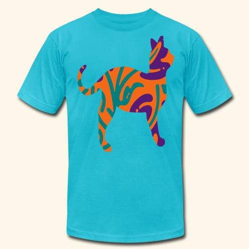 Wild Cat - Men's  Jersey T-Shirt