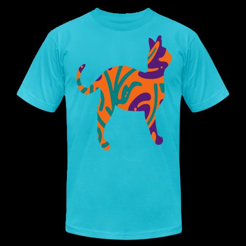 Wild Cat - Men's Fine Jersey T-Shirt