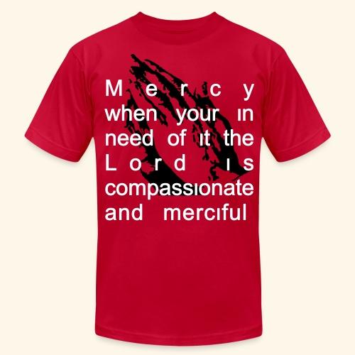Mercy - Men's  Jersey T-Shirt