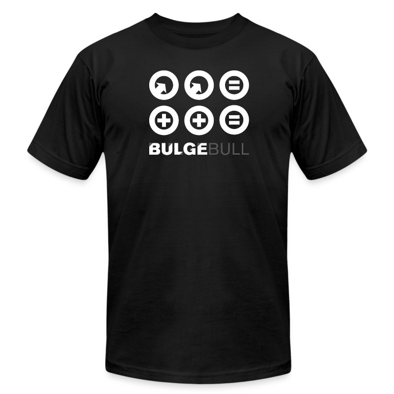 BULGEBULL EQUALITY - Men's Fine Jersey T-Shirt