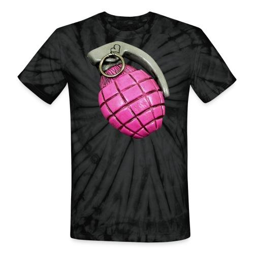 KINKONG T-shirt - T-shirt tie-dye pour hommes et femmes