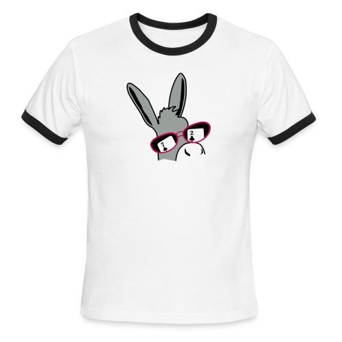 Donkey Call - Men's Ringer T-Shirt