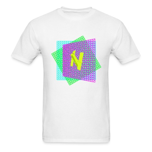 Satellite  - Men's T-Shirt