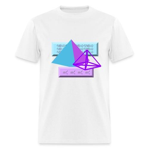 Egyptian Aliens - Men's T-Shirt