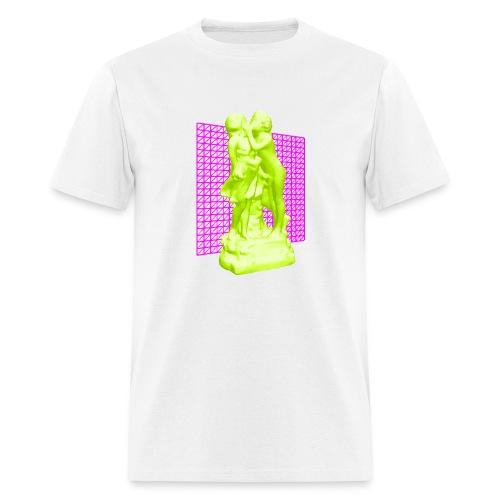 Your first kiss? - Men's T-Shirt