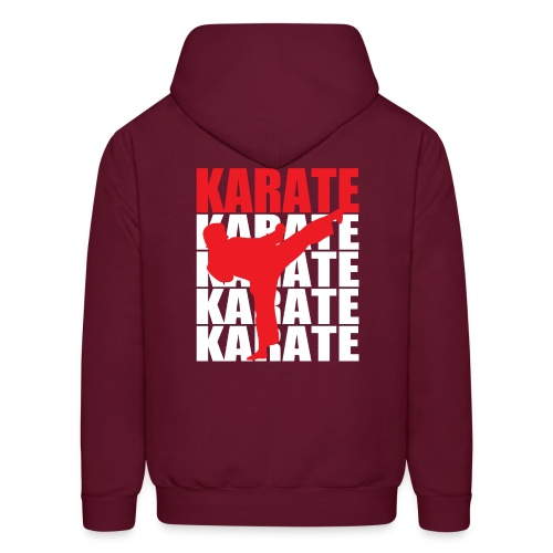 Karate - Men's Hoodie