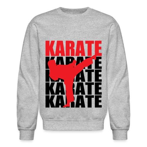 Karate - Crewneck Sweatshirt