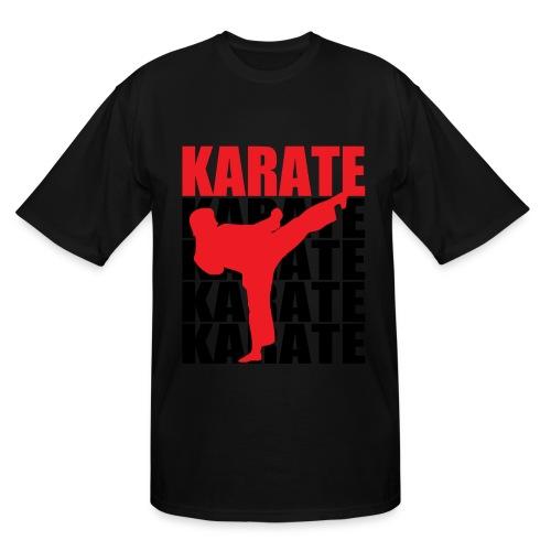 Karate - Men's Tall T-Shirt