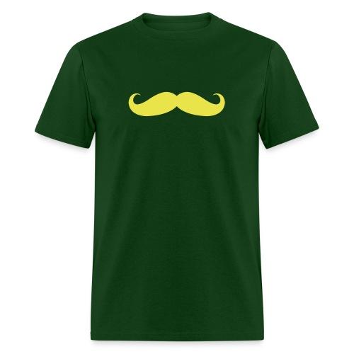Men's T-Shirt - tshirt,rides,mustache