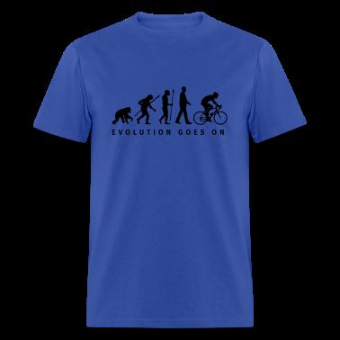 evolution_radfahrer_052012_d_1c T-Shirts