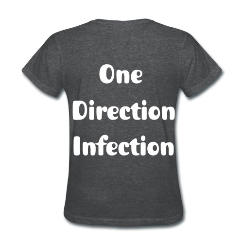 One Direction Infection - Women's T-Shirt