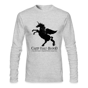 Camp Half-Blood Long Sleeve - Men's Long Sleeve T-Shirt by Next Level