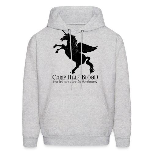 Camp Half-Blood Hooded - Men's Hoodie