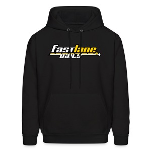 It's the Fast Lane Daily Hoodie! - Men's Hoodie