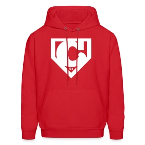 Super Chooch Sweatshirt - Homeplate version - Men's Hoodie