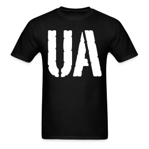 Unauthorized Absence - UA - Men's T-Shirt
