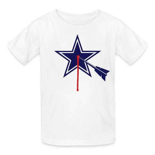 STARGET 2-color Kid's - Kids' T-Shirt